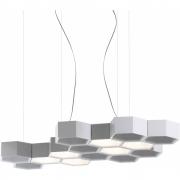 Luceplan - Honeycomb Pendelleuchte LED