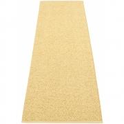 Pappelina - Svea Rug Gold Metallic | 70 x 240 cm