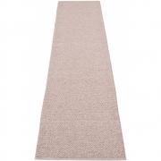 Pappelina - Svea Rug Lilac Metallic | 70 x 320 cm