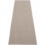 Pappelina - Svea Teppich Schlamm Metallic | 70 x 400 cm