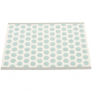 Pappelina - Noa Rug Pale Turquoise | 70 x 50 cm