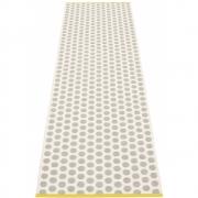 Pappelina - Noa Rug Warm Grey | 70 x 250 cm