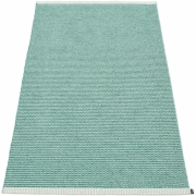 Pappelina - Mono Teppich Jade | 85 x 160 cm