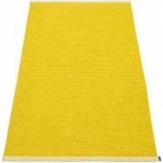 Pappelina - Mono Rug Mustard | 85 x 160 cm