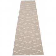 Pappelina - Max Rug Mud | 70 x 400 cm