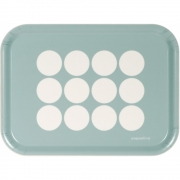 Pappelina - Fia Tray Pale Turquoise (Small)