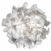 Slamp - Clizia Wand-/Deckenleuchte 53 cm   Fumé
