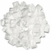Slamp - Clizia Wand-/Deckenleuchte 32 cm | Weiß