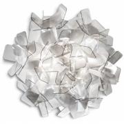 Slamp - Clizia Wand-/Deckenleuchte 32 cm | Fumé