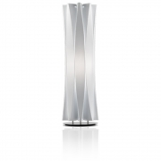 Slamp - Bach M Tischleuchte 73 cm | Weiß