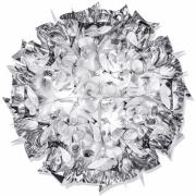 Slamp - Veli Large Wand-/Deckenleuchte Silber