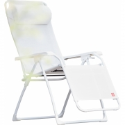 Fiam - Amida Colour Edition Relaxing Lounger White