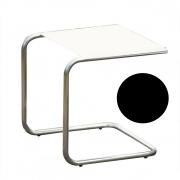 Fiam - Club Side Table Black