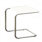 Fiam - Club Side Table White