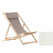 Fiam - Relax Transat Blanc