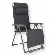 Fiam - Amida Soft Chaise-relax La mer de graphite