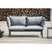 Fiam - Domino 2-Sitzer Sofa