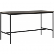 Muuto - Base High Table with Plywoood edges