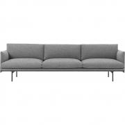 Muuto - Outline 3 1/2-Sitzer Sofa