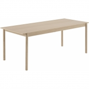 Muuto - Linear Wood Tisch