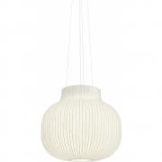 Muuto - Lampe à suspension Strand Fermé / Ø 60 Blanc