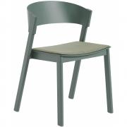 Muuto - Cover Side Stuhl gepolstert