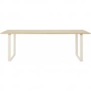 Muuto - 70/70 Tisch Eiche massiv 225x90 cm
