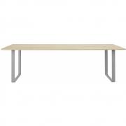 Muuto - 70/70 Tisch Eiche massiv 225x108 cm