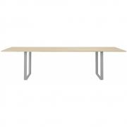 Muuto - 70/70 Tisch Eiche massiv 295x108 cm