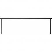 Muuto - Linear montierte Tischleuchte 209 cm