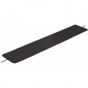 Muuto - Linear Steel Bank Sitzkissen 170 cm