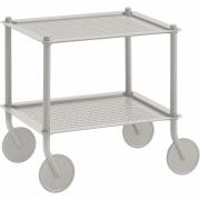 Muuto - Flow Trolley 2-Layer Grey