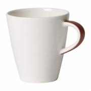 Villeroy & Boch Uni Oak - Mokka-/Espressoobertasse (4er Set)