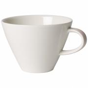 Villeroy & Boch Uni Pearl - Café au lait Obertasse (4er Set)