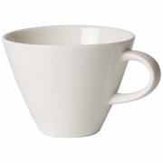 Villeroy & Boch Uni Pearl - Kaffeeobertasse (4er Set)