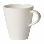 Villeroy & Boch Uni Pearl - Mokka-/Espressoobertasse (4er Set)