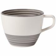 Villeroy & Boch Manufacture Gris - Kaffeeobertasse (6er Set)