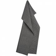 Georg Jensen Damask - Egypt kitchen towel Jet Black