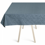 Georg Jensen Damask - Arne Jacobsen Tablecloth Dusty Blue