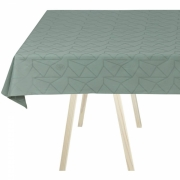 Georg Jensen Damask - Arne Jacobsen Tischdecke Dusty Green