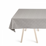 Georg Jensen Damask - Arne Jacobsen Tischdecke Opal Grey