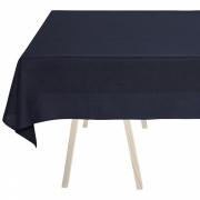 Georg Jensen Damask - Plain Tischdecke Deep Blue