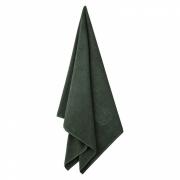 Georg Jensen Damask - Damask-Terry bath towel Dusty Army / 70 x 140 cm