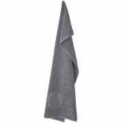Georg Jensen Damask - Damask-Terry Gästehandtuch Slate / 40 x 70 cm