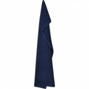 Georg Jensen Damask - Damask-Terry Towel Deep Navy / 50 x 100 cm