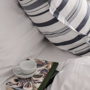 Georg Jensen Damask - Older Bed Linen Navy