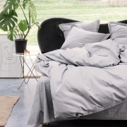 Georg Jensen Damask - Ypsilon Bed Linen Grey