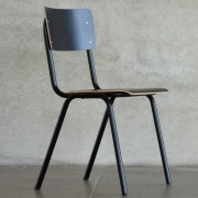 Jan Kurtz - Zero Chair Black