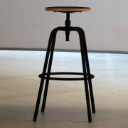 Jan Kurtz - Paris Bar Stool Black