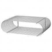 AYTM - Curva Wall shelf Silver